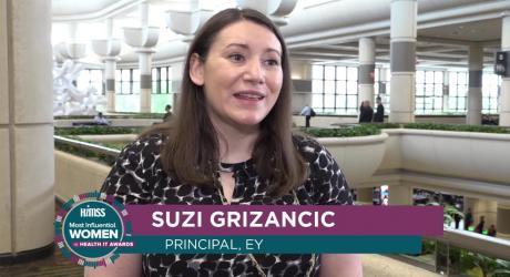 Suzi Grizancic, Principal at EY