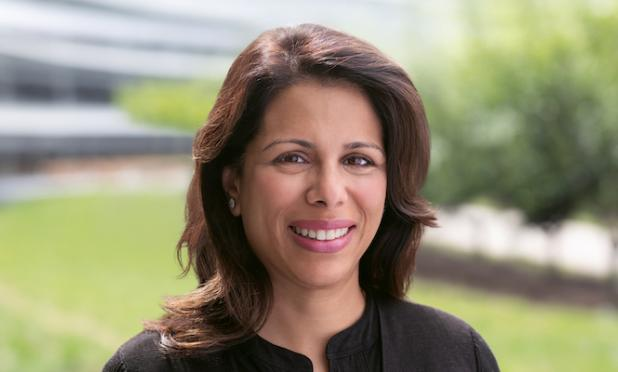 Apple VP of Health Dr. Sumbul Desai.