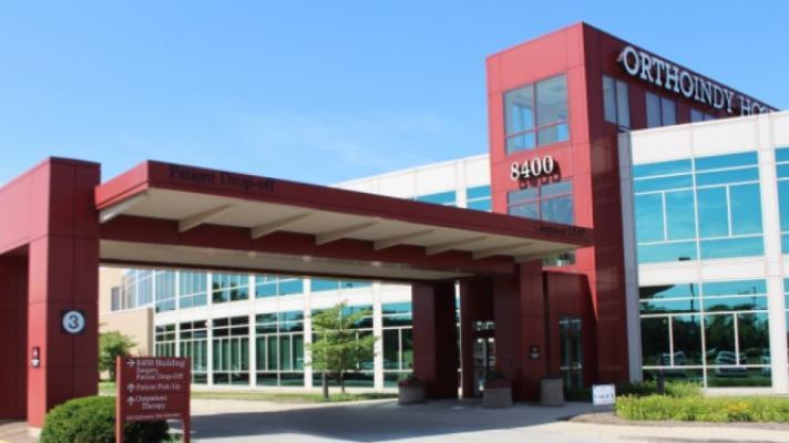 OrthoIndy Hospital building