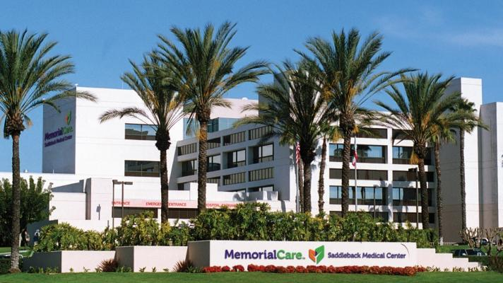 MemorialCare Saddleback Medical Center MemorialCare Health System mental health