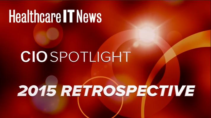 2015 CIO Spotlight Retrospective