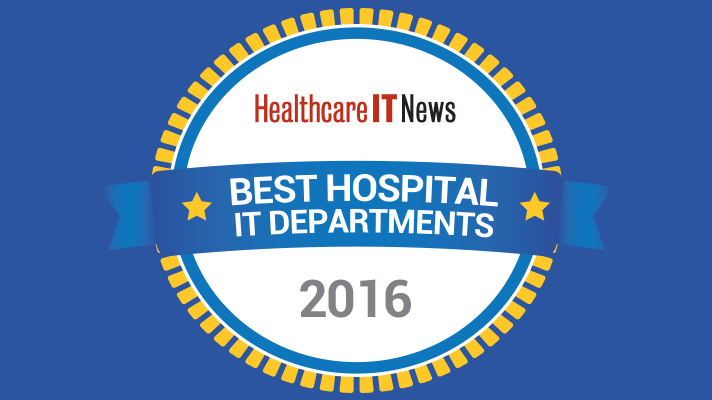Healthcare IT News Best Hospital Awards EHRs population health
