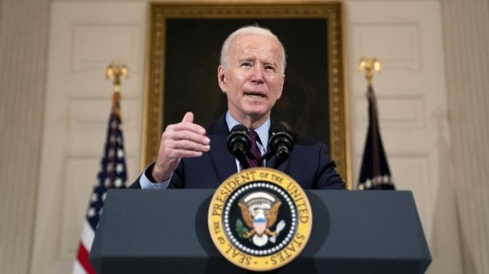 President Biden, Photo by Stefani Reynolds/Getty Images