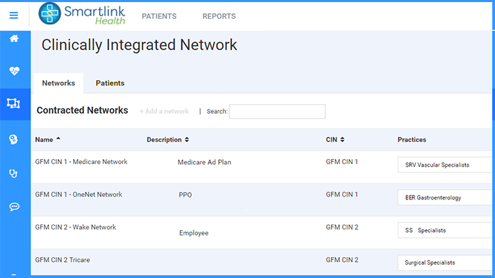 Smartlink debuts a Clinically Integrated Network for pop health