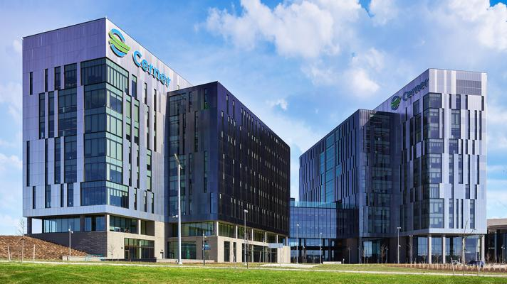 Cerner headquarters in Kansas City