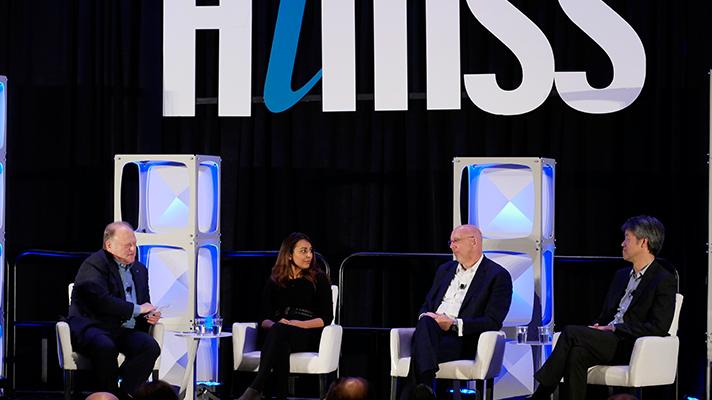 HIMSS19 Views from the Top