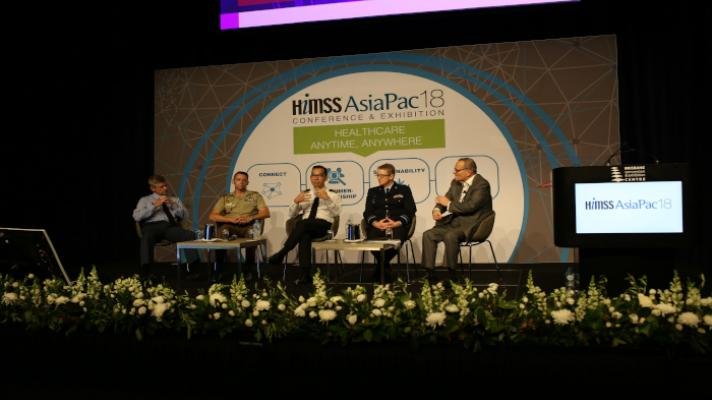 HIMSS AsiaPac 18