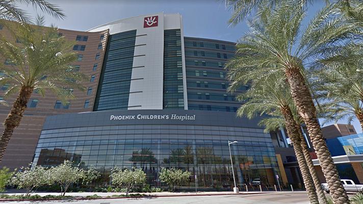 Phoenix Children's Hospital patient safety Allscripts