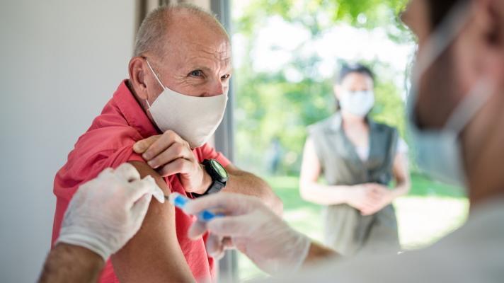 COVID-19, vaccination programme