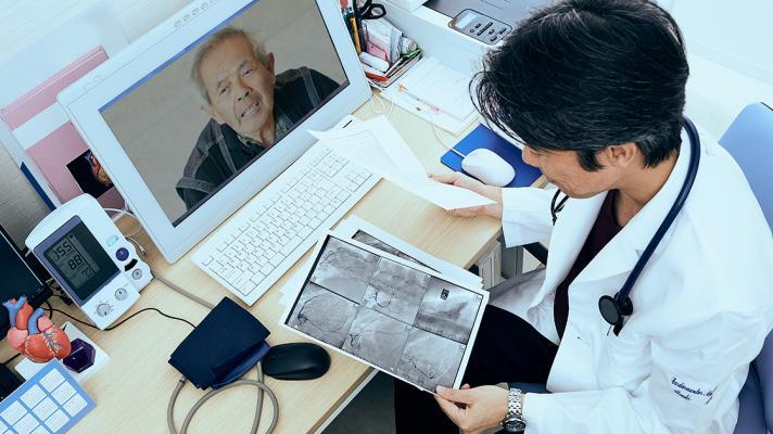 telehealth telemedicine virtual care