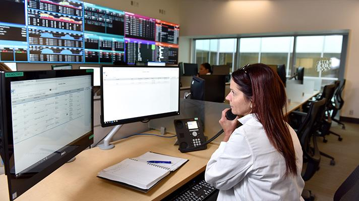 AI command center helps hospital use analytics to manage operations