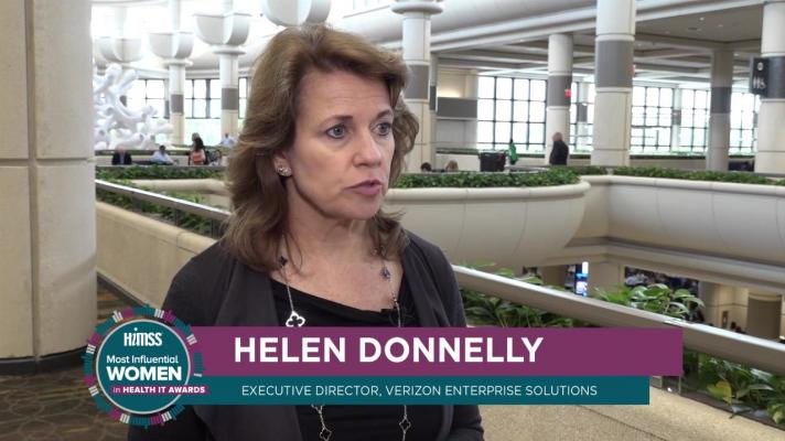 Verizon Enterprise Solutions supports Women in Health IT