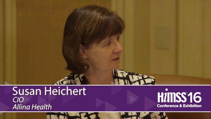 Women in Health IT Roundtable - Susan Heichert