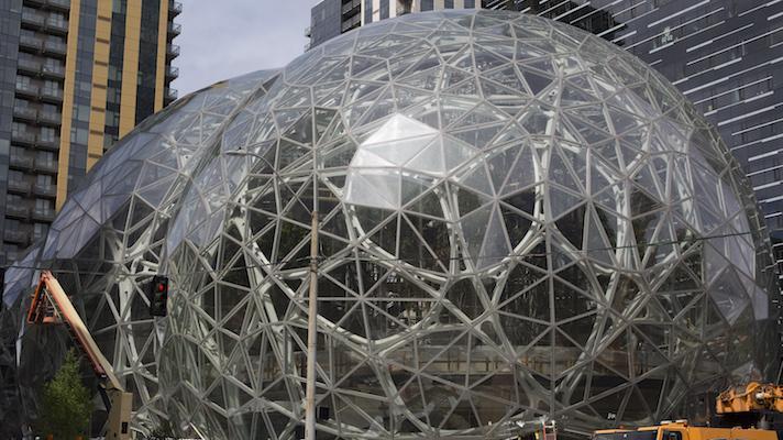 Amazon headquaters