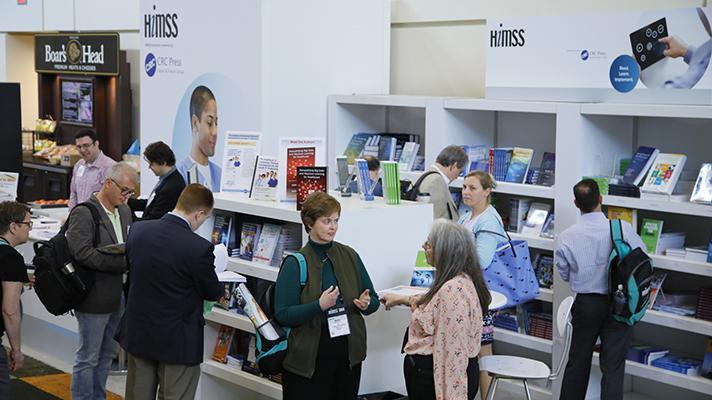 himss18 bookstore