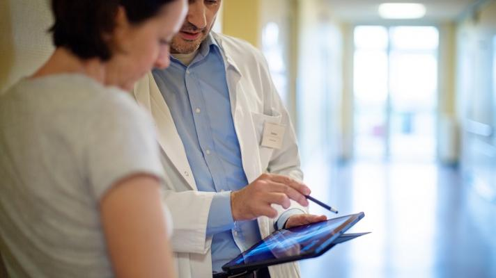 HIMSS21, German health digitisation