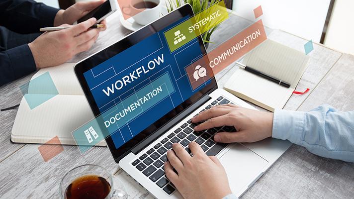Workflow illustration.