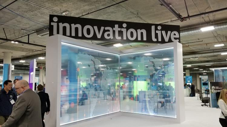 Innovation Live highlights AI, blockchain, VR, more at HIMSS19