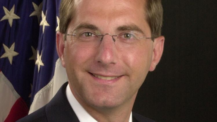 HHS Secretary Alex Azar is a keynote speaker at HIMSS19
