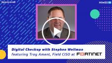 Fortinet Field CISO Troy Ament