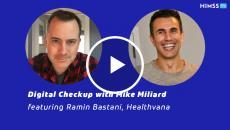Healthvana CEO Ramin Bastani
