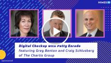 Greg Benton and Craig Schlusberg, ERP practice leaders at The Chartis Group