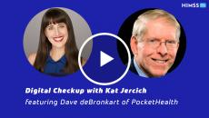 PocketHealth Chief Patient Officer Dave deBronkart