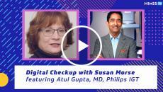 Philips CMO Dr. Atul Gupta