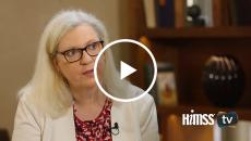 Kimberly Carrosino talks to HIMSS TV about cybersecurity and managing patient identities
