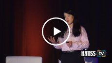 Lee Kim of HIMSS Analytics talks about cybersecurity with HIMSS TV