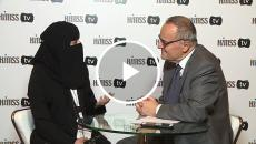Manal Almalki talks to HIMSS TV