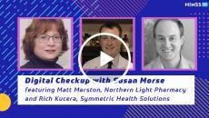 Symmetric Health Solutions CEO Rich Kucera and Northern Light's Matt Marston