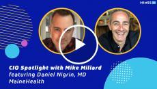 MaineHealth's Dr. Daniel Nigrin