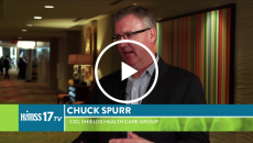 Chuck Spurr on collaboration at HIMSS17