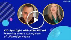 LifeBridge Health CIO Tressa Springmann