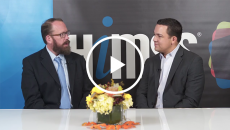 Stephen Konya talks to Tom Sullivan and HIMSS TV