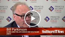 Bill Parkinson of Unisys