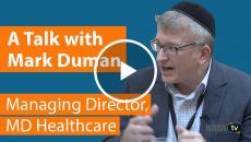 Mark Duman, managing director of MD Healthcare Consultants