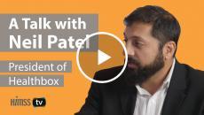 Neil Patel, president of Healthbox