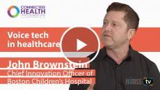 John Brownstein, chief innovation officer at Boston Children's Hospital
