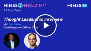 Ran Balicer, chief innovation officer of Clalit Health Services