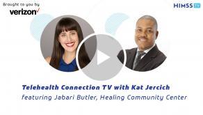 Jabari Butler, CIO of the HEALing Community Center
