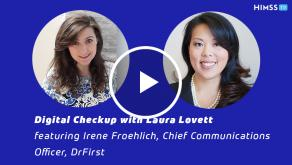 Irene Froehlich, chief communications officer at DrFirst