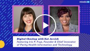 Iris Frye, founder of Parity Health Information & Technology