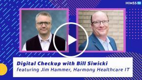 Harmony Healthcare IT VP Jim Hammer