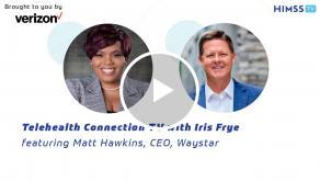 Waystar CEO Matt Hawkins