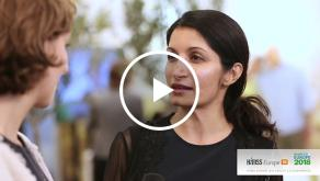 Indu Subaiya discusses start-up community at HIMSS Europe event