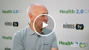 Matt Park talks to HIMSS TV