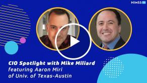 UT Health Austin's Aaron Miri