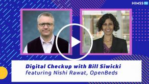 Dr. Nishi Rawat, cofounder of OpenBeds